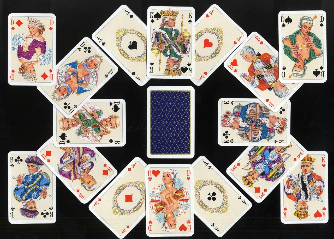 в игральные дурак играть карты