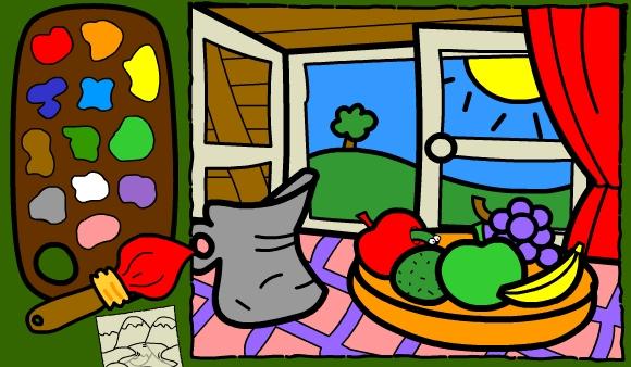 Играть онлайн игры раскраски для детей
