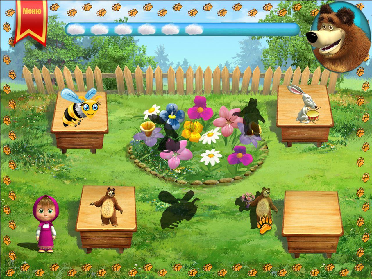 Игры развивающие для детей 4 и 5